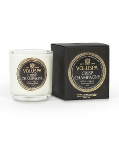 Voluspa Classic Boxed Votive Candle, Crisp Champagne, 3 Ounce