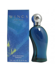 Wings By Giorgio Beverly Hills For Men. Eau De Toilette Spray 3.4 Oz.