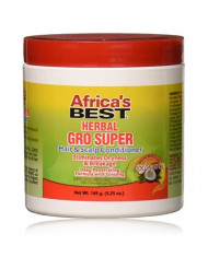 Africas Best Gro Herbal Super 5.25 Ounce Jar (155ml)