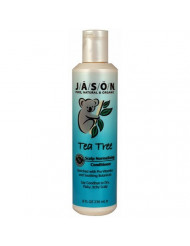 JASON Natural Cosmetics Conditioner, Tea Tree Oil Hair & Scalp Therapy - 8 fl oz
