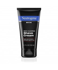 Neutrogena Men Skin Clearing Shave Cream - 5.1 fl oz
