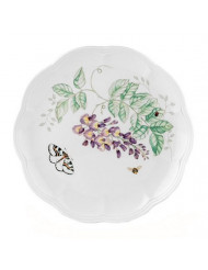 Lenox Butterfly Meadow Blue Butterfly Accent Plate