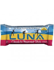 Luna Bars, Chocolate Peppermint Stick, 1.69-Ounce Bars (Pack of 15)