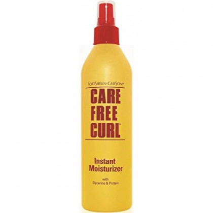 Softsheen Carson Care Free Curl Instant Moisturizer, 8 Ounce