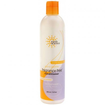 EARTH SCIENCE - Extra Gentle Fragrance Free Conditioner for Sensitive Hair and Scalp (12 oz.)