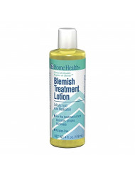 Home Health Blemish Treatment Lotion - .5% Salicylic Acid, 4 fl oz - Helps Clear Up Acne Blemishes, Reduces Blackheads & Pimples - Non-GMO, Paraben-Free, Vegan