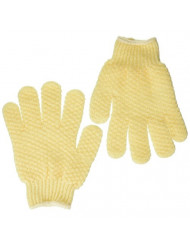 Earth Therapeutics Exfoliating Hydro Gloves, Natural