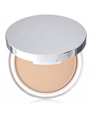 Clinique Superpowder Double Face Makeup | Long-Wearing 2-in-1 Powder and Foundation | Extra-Cling Formula for Double Coverage | Free of Parabens, Phthalates, and Sulfates | Matte Beige - 0.35 oz