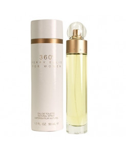 Perry Ellis 360 By Perry Ellis For Women. Eau De Toilette Spray 1.7 Ounces