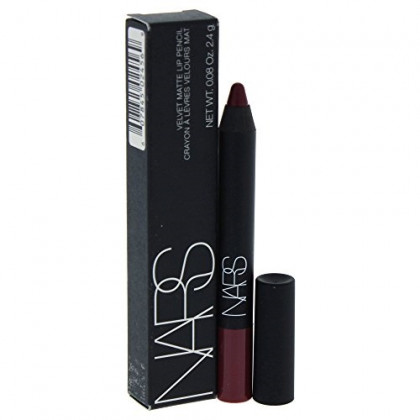 Nars Velvet Matte Lip Pencil, Damned, 0.08 Ounce