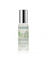 CaudalÍe Paris Beauty Elixir Eau de Beaute Mini Travel Size Spray. Refreshing Face Toner to Tighten Pores, Set Makeup, and Improve Oily Skin and Complexion. (1 Ounce / 30 Milliliters)