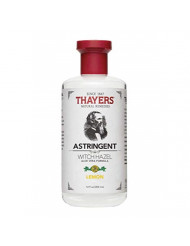 Thayers Thayers witch hazel astringent with aloe vera formula, lemon, 12 fluid ounce