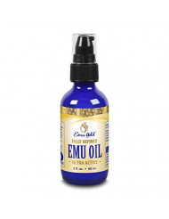 Emu Gold All Natural Emu Oil Extra Strength Ultra Active, 2 fl oz by ClubNatural