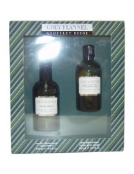 Geoffrey Beene Grey flannel by geoffrey beene for men - 2 Piece gift set 4 ounce edt splash & 4 ounce after shave lotion, 4 Fl Ounce
