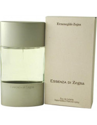 Essenza Di Zegna By Ermenegildo Zegna Parfums For Men. Eau De Toilette Spray 1.6 Ounces