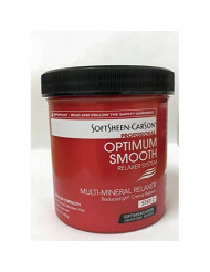 Optimum Smooth Professional Optimum Multi-mineral Relaxer Regular, 14.1 Oz