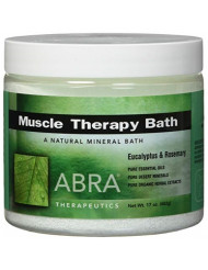 Muscle Therapy Bath Abra Therapeutics 1 lbs Powder