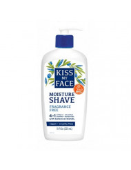Kiss My Face, Fragrance Free Moisture Shave, 11 Fl Oz