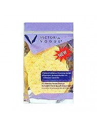Victoria Vogue Natural Cellulose Cleansing Sponges 2ea, 2count