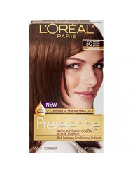 L'Oreal Superior Preference - 5G Medium Golden Brown (Warmer) 1 Each