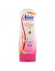 Nair Hair Removal Lotion, Cocoa Butter, 11.2 Ounce