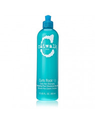 Tigi Catwalk Curls Rock Curly Hair Shampoo, 12 Ounce