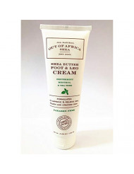 Out of Africa Peppermint Menthol & Tea Tree Foot Cream, 4.25 oz