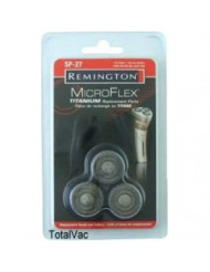 Remington SP-27 Replacement Shaver Heads Microflex Titanium