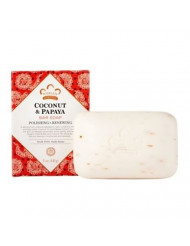 Bar Soap Coconut & Papaya Soap 5 oz By Nubian Heritage