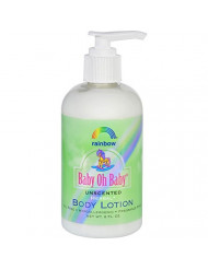 Rainbow Research, Lotion Body Baby, 8 Ounce