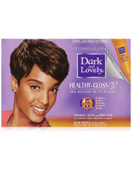 SoftSheen-Carson Dark and Lovely Healthy-Gloss 5 Shea Moisture No-Lye Relaxer - Color-Treated