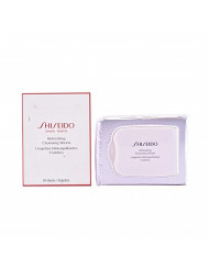 Shiseido Pureness Refreshing Cleansing Sheet Cleanser for Unisex, 30 sheets