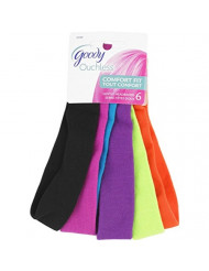 Goody Ouchless Comfort Fit headbands, 6 Count (#32109)