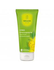 Weleda Invigorating Body Wash, Citrus Creamy - 6.8 Oz, 6.8 Ounces