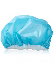 Scalpmaster 3081 Terry Lined Shower Cap, Assorted Colors