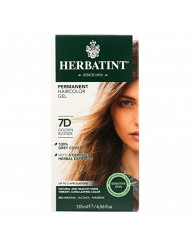 Permanent Haircolor Gel 7D Golden Blonde 1 Box