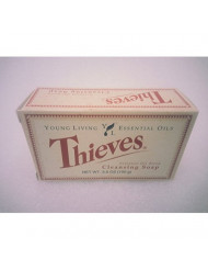 Thieves Essential Oil Cleansing Soap by Young Living Essential Oils - 3.5oz.