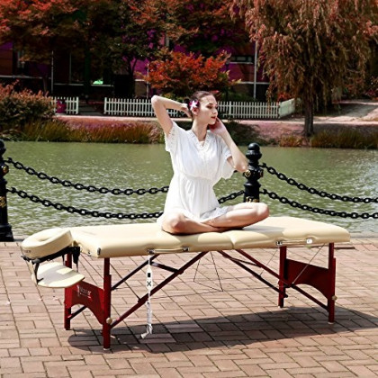 Master Massage Vista Therma Top Portable Massage Table Package