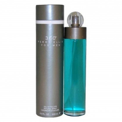 360 by Perry Ellis for Men - 6.8 Fl Oz EDT Spray