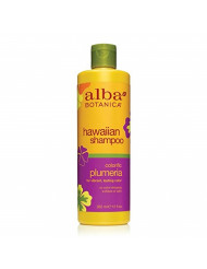 Alba Botanica, Shampoo, Plumeria Replenishing, 12 oz
