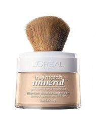 LOREAL GENTLE MINERAL MAKEUP BARE NATURALE #456 SOFT IVORY