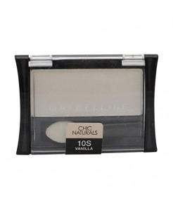 Maybelline Expert Wear Eye Shadow Singles, Vanilla 10 - 1 Ea