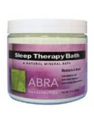 Sleep Therapy Bath Abra Therapeutics 1 lbs Powder