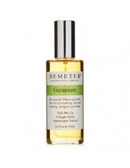 Demeter Geranium Cologne Spray for Women, 4 Ounce