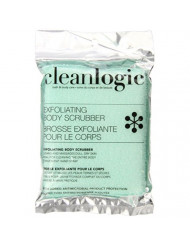 Cleanlogic X-Large Exfoliating Body Scrubber, 1 ct (Colors May Vary)