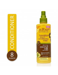 Alba Botanica Drink It Up Coconut Milk Hawaiian Leave-In Conditioning Mist, 8 oz.