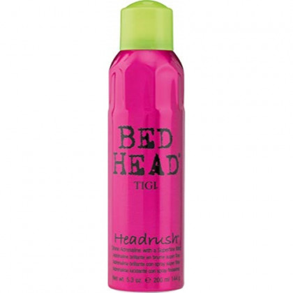 TIGI Unisex Bed Head Headrush Shine Mist Hair Spray, 5.3 Ounce (Pack of 1)