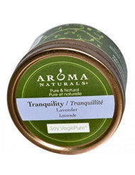Tranquility- Soy VegePure Travel Tin 1 Candle