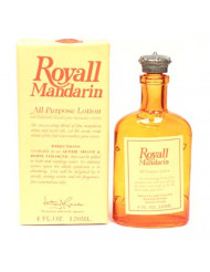 Royall Mandarin Orange Of Bermuda By Royall Fragrances For Men. All Purpose Lotion 4.0 Oz