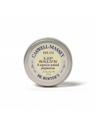 Dr. Hunter's Lip Salve - All Natural Lip Balm And Moisturizer For Dry, Cracked And Chapped Lips - 0.55 Ounce